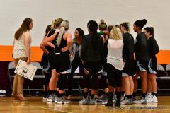 NCAA Dll Basketball; Post vs. Holy Family - Photo # 028