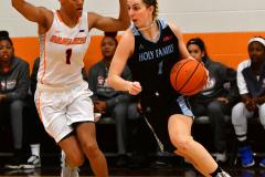 NCAA Dll Basketball; Post vs. Holy Family - Photo # 040