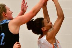 NCAA Dll Basketball; Post vs. Holy Family - Photo # 050