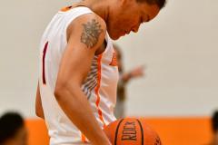 NCAA Dll Basketball; Post vs. Holy Family - Photo # 053