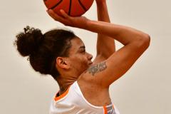 NCAA Dll Basketball; Post vs. Holy Family - Photo # 054