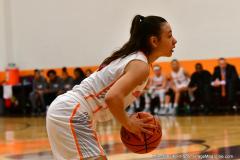 NCAA Dll Basketball; Post vs. Holy Family - Photo # 058