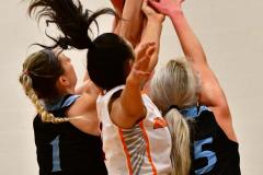 NCAA Dll Basketball; Post vs. Holy Family - Photo # 064