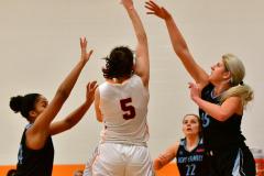 NCAA Dll Basketball; Post vs. Holy Family - Photo # 067
