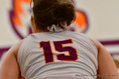 NCAA Dll Basketball; Post vs. Holy Family - Photo # 076