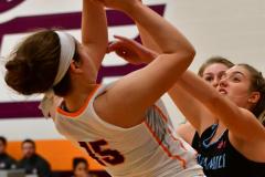 NCAA Dll Basketball; Post vs. Holy Family - Photo # 091
