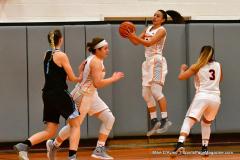 NCAA Dll Basketball; Post vs. Holy Family - Photo # 099