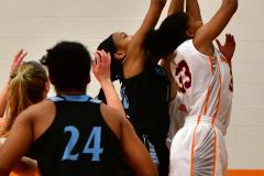 NCAA Dll Basketball; Post vs. Holy Family - Photo # 110
