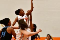 NCAA Dll Basketball; Post vs. Holy Family - Photo # 112