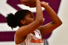 NCAA Dll Basketball; Post vs. Holy Family - Photo # 113