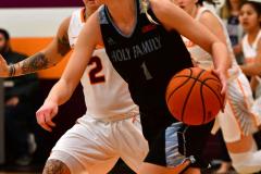 NCAA Dll Basketball; Post vs. Holy Family - Photo # 115