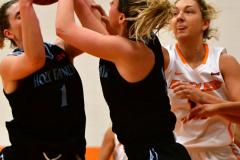 NCAA Dll Basketball; Post vs. Holy Family - Photo # 124
