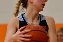 NCAA Dll Basketball; Post vs. Holy Family - Photo # 132