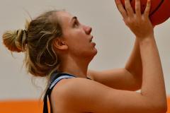 NCAA Dll Basketball; Post vs. Holy Family - Photo # 133