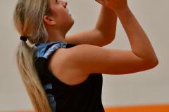 NCAA Dll Basketball; Post vs. Holy Family - Photo # 136