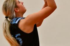 NCAA Dll Basketball; Post vs. Holy Family - Photo # 137