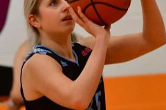 NCAA Dll Basketball; Post vs. Holy Family - Photo # 139