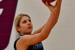 NCAA Dll Basketball; Post vs. Holy Family - Photo # 140