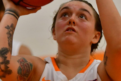 NCAA Dll Basketball; Post vs. Holy Family - Photo # 144