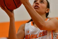 NCAA Dll Basketball; Post vs. Holy Family - Photo # 146
