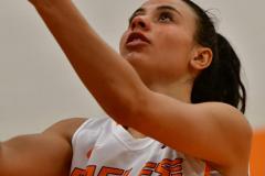 NCAA Dll Basketball; Post vs. Holy Family - Photo # 155