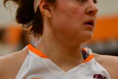NCAA Dll Basketball; Post vs. Holy Family - Photo # 161