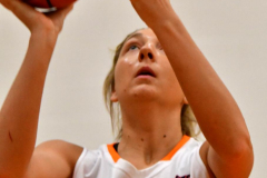 NCAA Dll Basketball; Post vs. Holy Family - Photo # 165