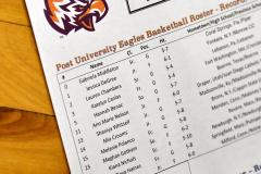 NCAA Dll Basketball; Post vs. Holy Family - Photo # 166