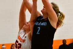 NCAA Dll Basketball; Post vs. Holy Family - Photo # 174