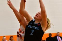 NCAA Dll Basketball; Post vs. Holy Family - Photo # 175