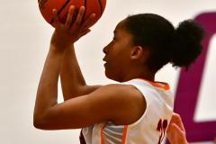NCAA Dll Basketball; Post vs. Holy Family - Photo # 182