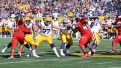 NCAA Football Buffalo Wild Wings Citrus Bowl - LSU 29 vs. Louisville 9 - Gallery 1 - Photo (110)