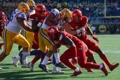 NCAA Football Buffalo Wild Wings Citrus Bowl - LSU 29 vs. Louisville 9 - Gallery 1 - Photo (121)