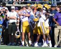NCAA Football Buffalo Wild Wings Citrus Bowl - LSU 29 vs. Louisville 9 - Gallery 1 - Photo (126)