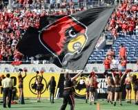 NCAA Football Buffalo Wild Wings Citrus Bowl - LSU 29 vs. Louisville 9 - Gallery 1 - Photo (20)
