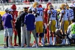 NCAA Football Buffalo Wild Wings Citrus Bowl - LSU 29 vs. Louisville 9 - Gallery 1 - Photo (21)