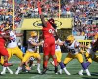 NCAA Football Buffalo Wild Wings Citrus Bowl - LSU 29 vs. Louisville 9 - Gallery 1 - Photo (24)