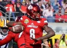 NCAA Football Buffalo Wild Wings Citrus Bowl - LSU 29 vs. Louisville 9 - Gallery 1 - Photo (29)