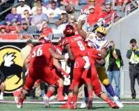 NCAA Football Buffalo Wild Wings Citrus Bowl - LSU 29 vs. Louisville 9 - Gallery 1 - Photo (35)