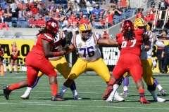 NCAA Football Buffalo Wild Wings Citrus Bowl - LSU 29 vs. Louisville 9 - Gallery 1 - Photo (53)