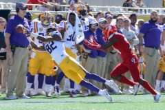 NCAA Football Buffalo Wild Wings Citrus Bowl - LSU 29 vs. Louisville 9 - Gallery 1 - Photo (73)