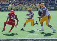NCAA Football Buffalo Wild Wings Citrus Bowl - LSU 29 vs. Louisville 9 - Gallery 1 - Photo (79)