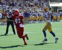 NCAA Football Buffalo Wild Wings Citrus Bowl - LSU 29 vs. Louisville 9 - Gallery 1 - Photo (80)