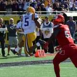 NCAA Football Buffalo Wild Wings Citrus Bowl - LSU 29 vs. Louisville 9 - Gallery 1 - Photo (81)