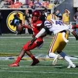 NCAA Football Buffalo Wild Wings Citrus Bowl - LSU 29 vs. Louisville 9 - Gallery 1 - Photo (96)