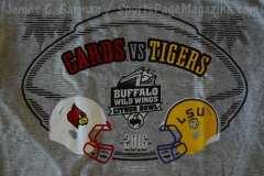 NCAA Football Buffalo Wild Wings Citrus Bowl - LSU 29 vs. Louisville 9 - Gallery 2 - Photo (2)