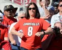 NCAA Football Buffalo Wild Wings Citrus Bowl - LSU 29 vs. Louisville 9 - Gallery 2 - Photo (53)