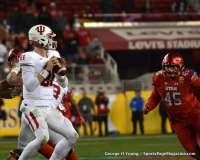 Gallery NCAA Football; 2016 Foster Farms Bowl: Utah 26 vs. Indiana 24