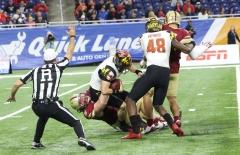 Gallery NCAA Football; 2016 Quick Lane Bowl Boston College 36 vs. Maryland 30 (1)