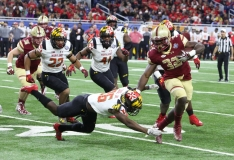 Gallery NCAA Football; 2016 Quick Lane Bowl Boston College 36 vs. Maryland 30 (2)